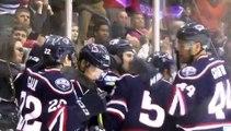 ECHL Atlanta Gladiators 3 at South Carolina Stingrays 5