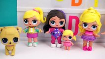 Custom Barbie DIY LOL Surprise Family - Ken, Skipper, Stacie and Chelsea | Boomerang