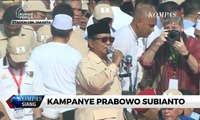 Prabowo: Adik-adikku yang Masih Aktif di TNI, Polisi, & Inteligen Harus Setia pada Rakyat