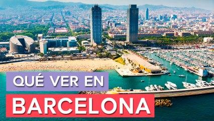 Qué ver en Barcelona  | 10 Lugares imprescindibles