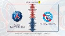 Paris Saint-Germain v RC Strasbourg Alsace: Teaser
