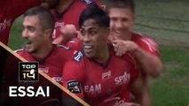 TOP 14 - Essai Malakai FEKITOA 1 (RCT) - Toulon - Toulouse - J21 - Saison 2018/2019