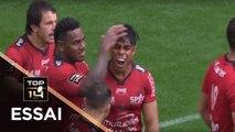 TOP 14 - Essai Malakai FEKITOA 2 (RCT) - Toulon - Toulouse - J21 - Saison 2018/2019