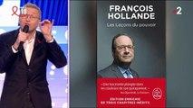 """Laurent Ruquier atomise François Hollande, un """"ex-président casse-c..."""""""
