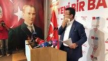 Ekrem İmamoğlu 7 Nisan 2019 açıklaması: Fark 16.380