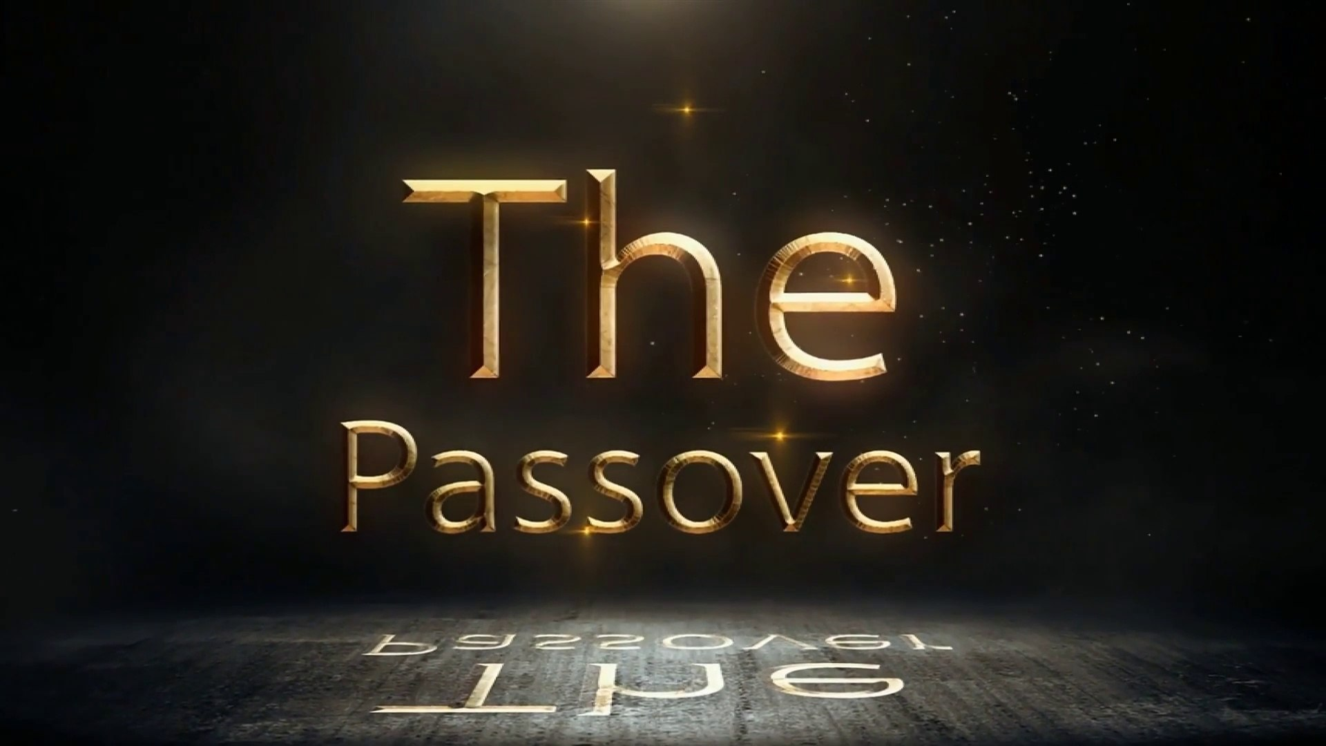 End Time Bible Prophecy Update {bible Study Tips}The Passover April 2019