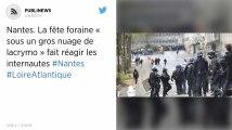 Nantes. La fête foraine « sous un gros nuage de lacrymo » fait réagir les internautes