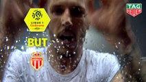 But Stevan JOVETIC (90ème +3) / EA Guingamp - AS Monaco - (1-1) - (EAG-ASM) / 2018-19
