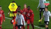 But Mbaye NIANG (59ème) / Angers SCO - Stade Rennais FC - (3-3) - (SCO-SRFC) / 2018-19