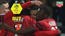 But Hatem BEN ARFA (75ème pen) / Angers SCO - Stade Rennais FC - (3-3) - (SCO-SRFC) / 2018-19