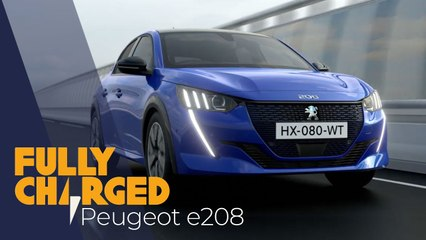 Peugeot e208 _ Fully Charged