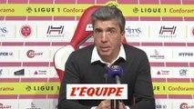 Guion «Le nul est équitable» - Foot - L1 - Reims