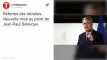 """Retraites : Jean-Paul Delevoye confirme que l'âge légal de départ ne sera pas modifié, malgré la """"polyphonie gouvernementale"""""""