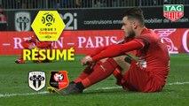 Angers SCO - Stade Rennais FC (3-3)  - Résumé - (SCO-SRFC) / 2018-19