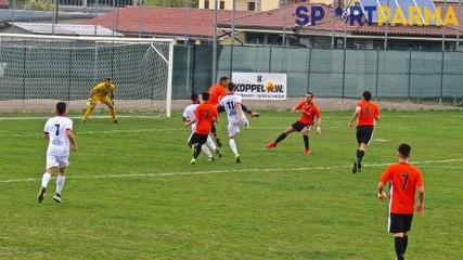 Felino - Folgore Rubiera 1-2: highlights e interviste