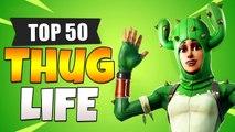 TOP 50 FORTNITE THUUG LIFE Moments 2019 | Fortnite Epic Wins & Fails Funny Moments
