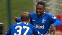Écosse - Les Rangers en démonstration à Motherwell