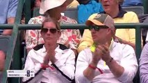 Madison Keys beat Caroline Wozniacki 7-6(5) 6-3 to claim the Volvo Open