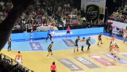 Handball  - Anquetil show - Chambéry 33 29 Montpellier - 7/04/2019