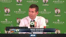 Brad Stevens Provides Injury Update On Marcus Smart, Jayson Tatum