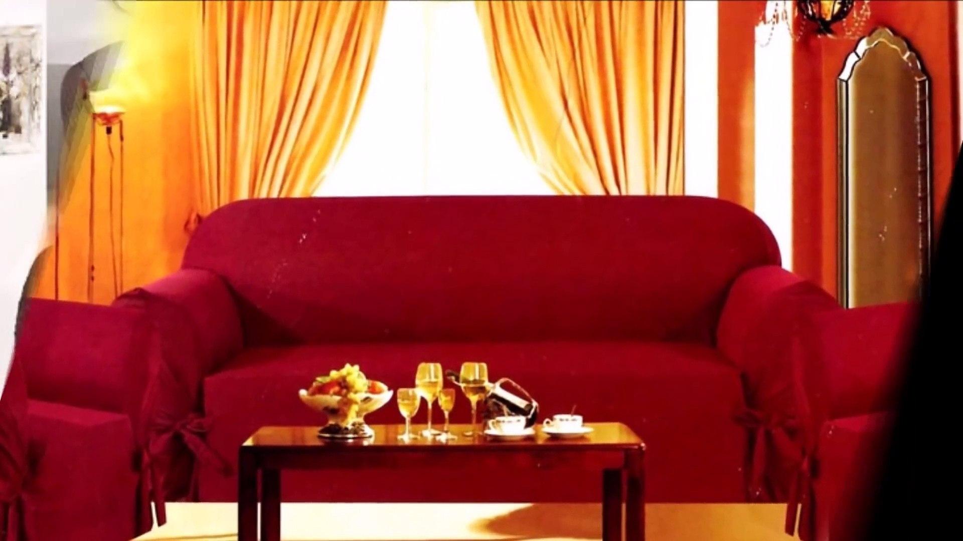 Modern Sofa cover designs ! Elegant Sofa Covers DIY Decoration Ideas