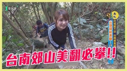 【台南郊山探險~戶外控必攀的美景!!】愛玩客 精華