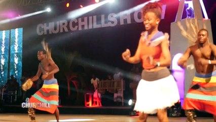 Behind the scenes: Churchill show in Malindi