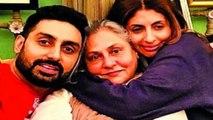 Abhishek Bachchan & Shweta Bachchan wish Jaya Bachchan on her birthday with this message   Boldsky