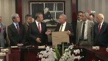 Ankara Büyükşehir Belediye Başkanı Seçilen Mansur Yavaş Mazbatasını Aldı
