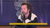 "Romain Duris est ""Vernon Subutex"""