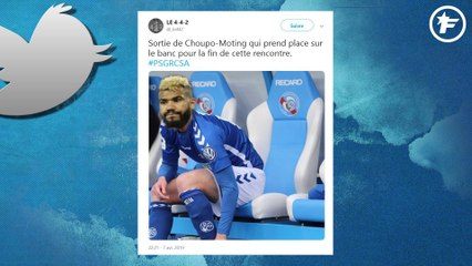 Eric Maxim Choupo-Moting affole et inspire Twitter
