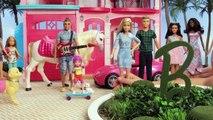 Barbie France | Ciel, mes paillettes! | Barbie LIVE! In The Dreamhouse