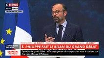 """Bilan du Grand Débat: """"Nous devons baisser plus vite les impôts"""" face à """"une immense exaspération fiscale"""" (Edouard Philippe)"""