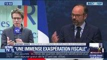 """Geoffroy Didier (LR): """"Il y a aujourd'hui un ras-le-bol fiscal auquel il est urgent de mettre un terme"""""""
