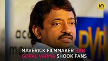 Cobra: Ram Gopal Varma debuts as an actor on his birthday