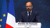 Restitution du grand débat national : le discours du Premier ministre