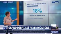 Quelles sont les principales revendications du grand débat ?