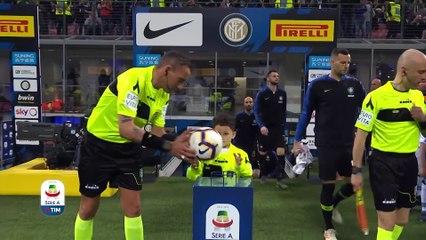 Inter vs Lazio 0-1