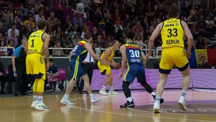 Finals interview: Aito Garcia Reneses, ALBA Berlin