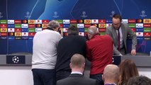 Klopp and van Dijk look ahead to UCL quarter-final against Porto