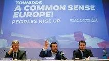 Matteo Salvini quiere crear una alianza de ultraderecha en Europa