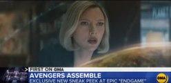 """AVENGERS: ENDGAME """"Plan To Defeat Thanos"""" Clip"""