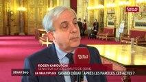 Grand débat: « Des solutions tontons flingueurs » pour Roger Karoutchi
