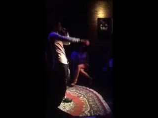 @ the Nuyorican Poets Cafe (July 27, 2012)