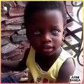 Les yeux de cet enfant vont vous éblouir. Extraordinaire !