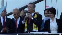 Ankara Mansur Yavaş Belediye Önünde Toplananlara Seslendi -2