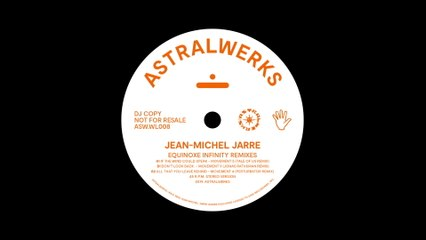 Jean-Michel Jarre - ALL THAT YOU LEAVE BEHIND