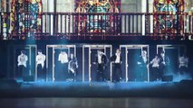 SUPER JUNIOR - BLACK SUIT + SCENE STEALER