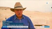 Découvrir des momies en direct : l'Égypte veut attirer les touristes grâce à l'archéologie
