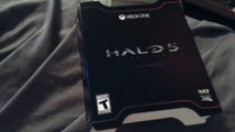 Halo 5: Guardians (Xbox One) Limited Edition Unboxing